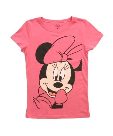 Minnie Blouse pink minnie mouse t shirt