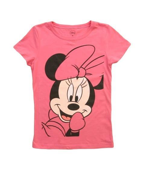 Minnie T Shirts pink minnie mouse t shirt
