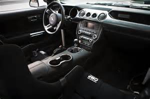 spied 2015 ford mustang shows new interior ford html
