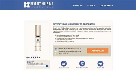 beverly hills md dark spot corrector reviews photos beverly hills md dark spot corrector reviews does it
