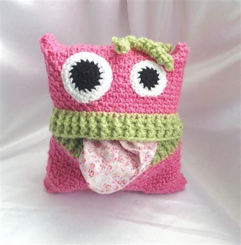 crochet pajama bag pattern pyjama monsters pajama case crochet pattern by hooked on