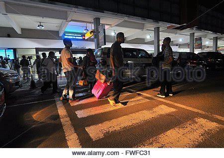 batik air makassar atmosphere at halim perdanakusuma airport after crash in