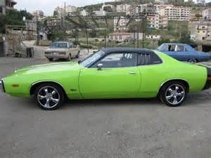 Vintage Dodge Cars For Sale 1973 Dodge Charger Classic Used Car For Sale In Lebanon