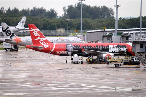 airasia singapore terminal airasia partners sats for smoother ride in asean the