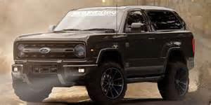 is this how the new ford bronco will look like