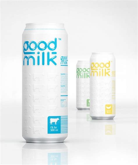 packaging design of milk good milk package design1 fubiz media