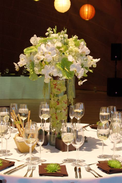 Branham Perceptions Photography Tall Wedding Wedding Reception Centerpieces