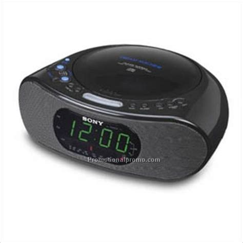 bedroom cd player sony clock radio with cd player black china wholesale res133736