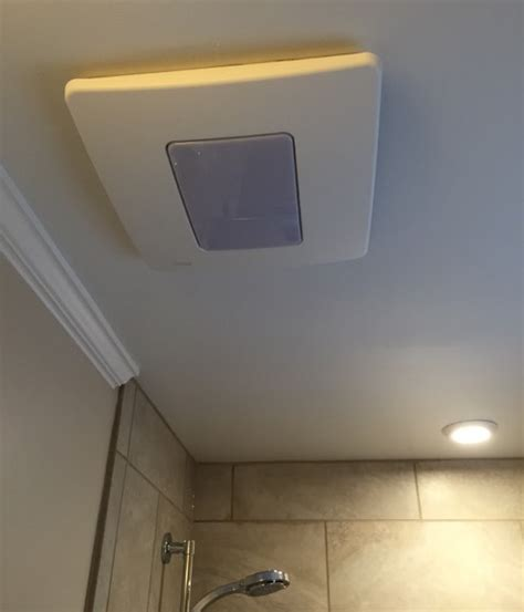 Bathroom Exhaust Fan For 2x4 Construction Installing An Exhaust Fan During A Bathroom Remodel
