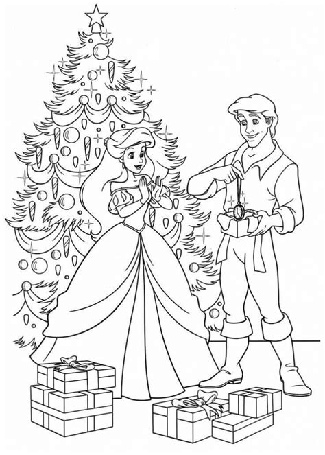 ariel winter coloring pages 40 printable christmas coloring pages you ve never seen before