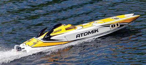 electric motor boat drag racing atomik rc a r c 58 inch electric racing cat rc boat