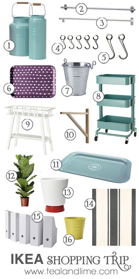 what i bought ikea teal and lime by jackie hernandez