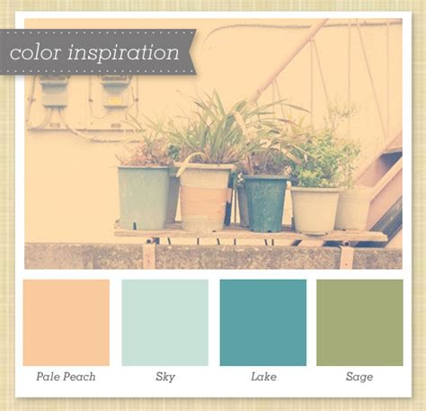 muted green color muted peach blue green color palette inspiration culture