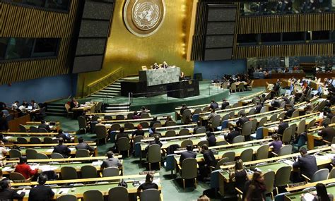 the un the un general assembly kicks off today here s what that