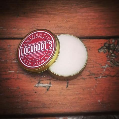 Pomade Medium Hold 4 Oz lockhart s authentic medium hold pomade 4oz sesto senso