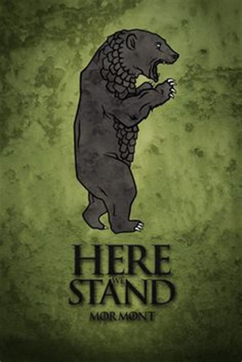 house mormont shirt house blackmont of dorne on pinterest house mormont ian whyte and game of thrones