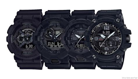 Gshock 35th Anniversary Ga835 Original casio to release big black 35th anniversary g shock collection drive safe and fast