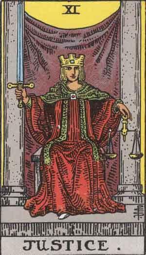 Justice E Gift Card - justice tarot card wikipedia