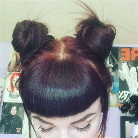 hairstyles like buns 69 best hair ideas images on pinterest hair dos fringes