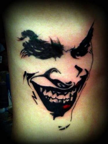 simple joker tattoo 15 best joker tattoo designs and meanings styles at life