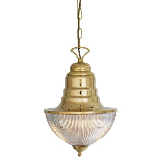 Nautical Pendant Lights Top Hat Prismatic Nautical Pendant Light By Mullan Lighting Notonthehighstreet