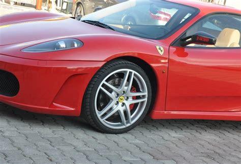 Ferrari F430 Test by Ferrari F430 Test Drive In Maranello