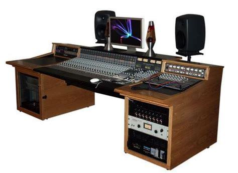 recording studio furniture studio recording desk