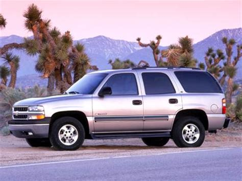 2005 chevrolet tahoe pricing ratings reviews kelley