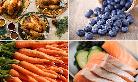 6 everyday food that you should be to improve eye