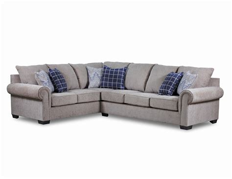Cleaning Sofa Upholstery 7592br Gavin Mushroom Sectional Awfco Catalog Site