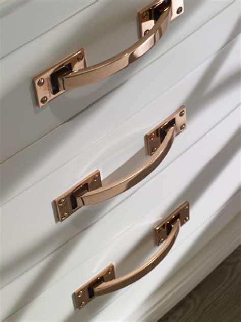 rose gold cabinet hardware 76 best copper hardware images on pinterest kitchen