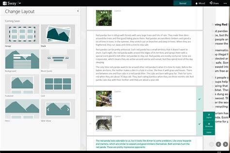 wordpress reset layout announcing office sway reimagine how your ideas come to