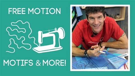 free motion quilting tutorial youtube 19 best images about man sewing on pinterest quilt