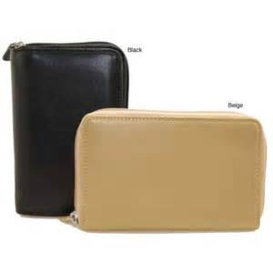 Pouch Castelle romano mid zip wallet where to buy how to wear