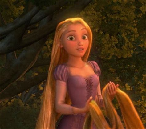 rapunzel doll with short brown hair does rapunzel look better with long blonde hair or short