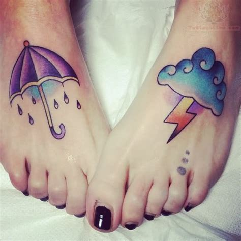 umbrella tattoo pinterest traditional umbrella tattoo umbrella and cloud tattoo