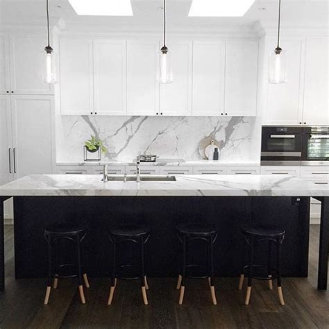 black and white kitchen designs photos 1000 ideas about black white kitchens on