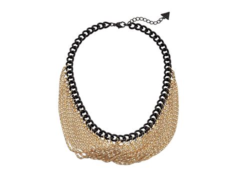 guess chain guess chain swag necklace