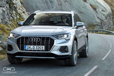 Audi Q3 Plattform by 2019 Audi Q3 Unveiled Will Take On Bmw X1 Volvo Xc40 And