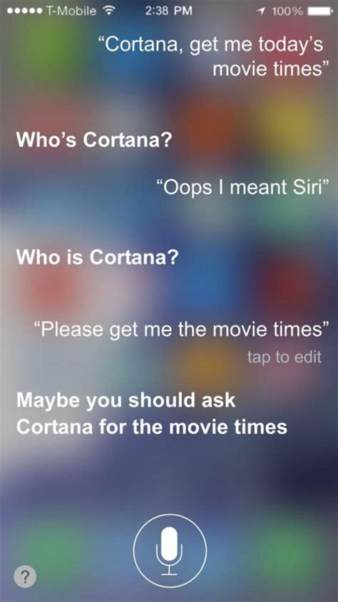 good afternoon cortana can you get me some photographs of matthew mcconaughey 15 hilariously honest answers from siri to uncomfortable