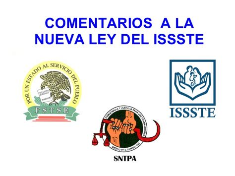 Nueva Ley Del Issste 2016 | nueva ley del isssste 2016 02 nueva ley del issste