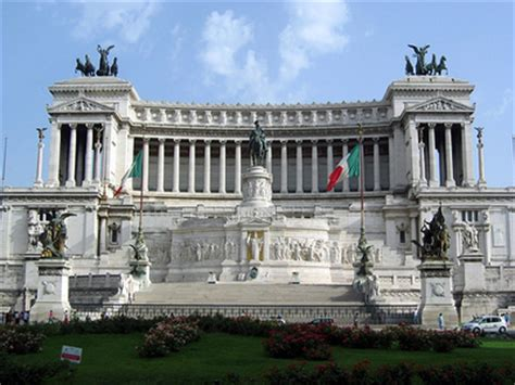 Wedding Cake Building Rome by Vittorio Emanuele Ii Monument Rome From The Sky Elevator