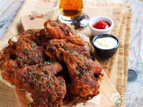 cucinare alette di pollo alette di pollo al forno ricettedalmondo it