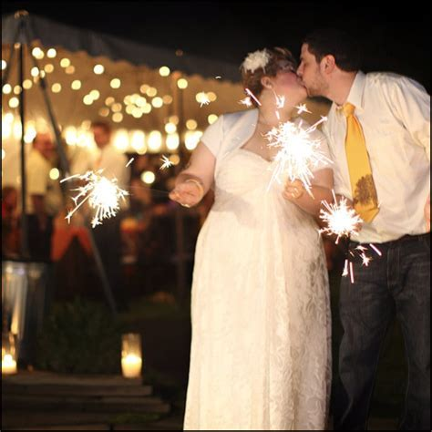 Reasons You Shouldn't Use Wedding Sparklers   Wedding Day