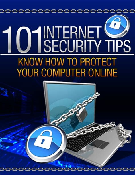 101 security tips ebook how to protect