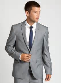 what color suit for which tie color style with light grey suit and white shirt