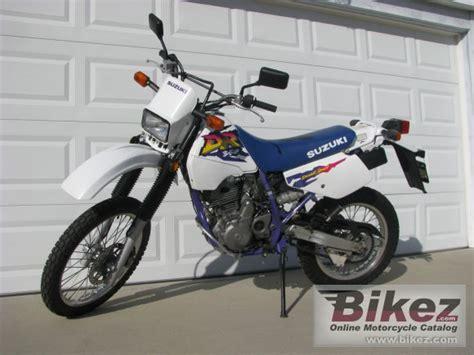 1997 Suzuki Dr350 Specs Suzuki Dr 350 Se
