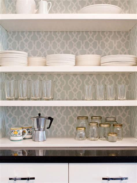 como usar papel de parede na cozinha bianca da hora