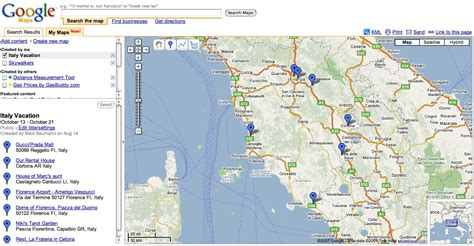 google images italy image gallery italian map google