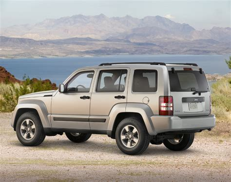 older jeep liberty 2008 jeep liberty suv will start at 20 990 is it uglier